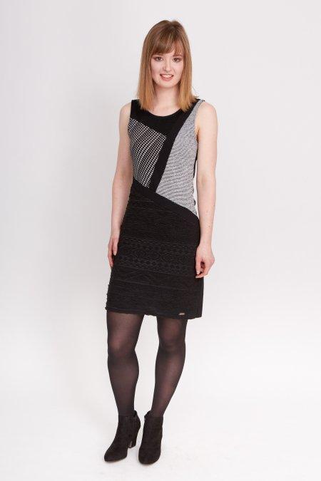 Zwart Basic Jurkje.Eldritch Dress Jurkjes Online Kopen Bij Mydresscode