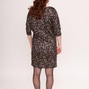 1f348c7beb9432 jurk met pofmouwen Archieven - Jurkjes online kopen bij MyDressCode