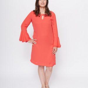 fc5456271f090e jurk met trompetmouwen Archieven - Jurkjes online kopen bij MyDressCode