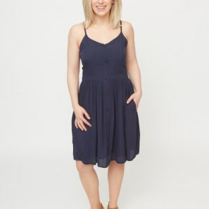 donkerblauwe-jurk-met-spaghettibandjes-vk