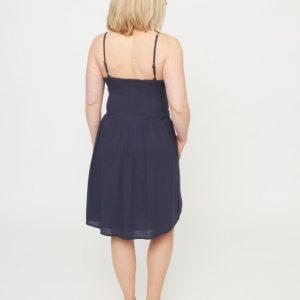 donkerblauwe-jurk-met-spaghettibandjes-ak