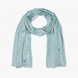 mintgroene-shawl-met-zilverkleurig-glitterdraad