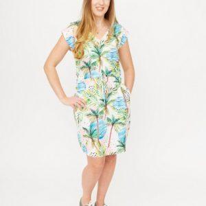 witte-jurk-met-pastelkleurige-natuurprint-vk