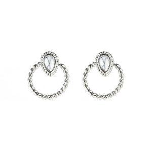 zilverkleurige-nikkelvrije-oorbellen-met-wit-steentje